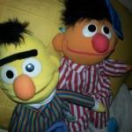 Okay, Bert!