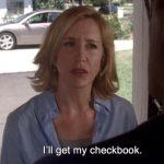 Desperate housewife. When life imitates art. Felicity Huffman or Lynette Scavo?
