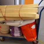 Have mattress topper will travel