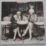 Paris cafe 1922